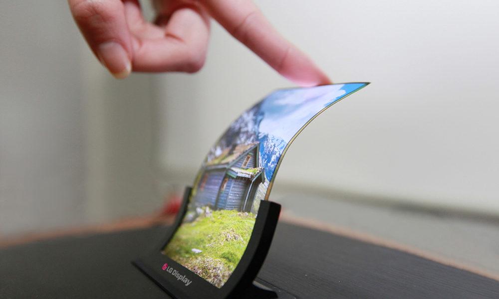 De Toekomst in met Flexibele OLED Displays