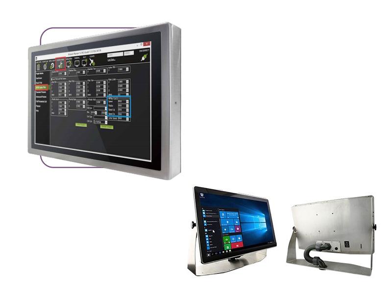 IP69K roestvaste panel PC voor voedselproductie-5